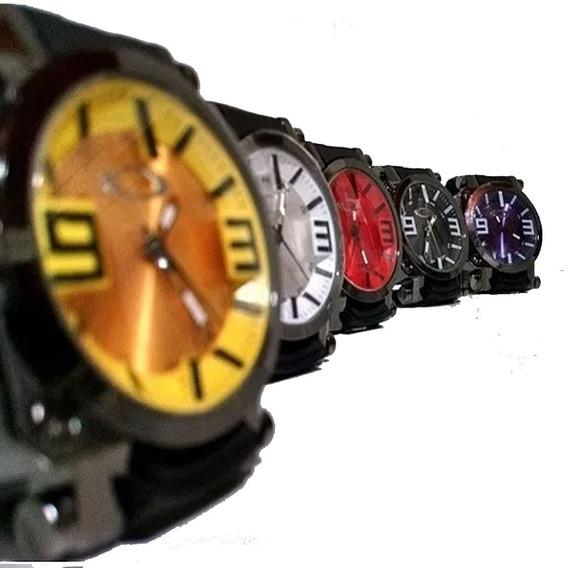 Relogio Masculino Oakley Gearbox Titanium Barato Com Caixa