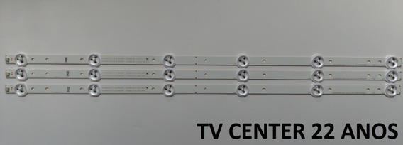 Kit C/3 Barras De Led Ph32u20dsgw Novas