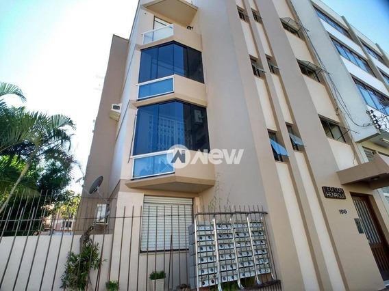 Apartamento À Venda, 31 M² Por R$ 107.000,00 - P. Nova/ Centro - Novo Hamburgo/rs - Ap2889