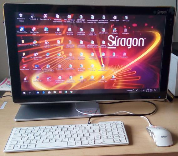 Computador Siragon All-in-one S7100 Corei3 Usado