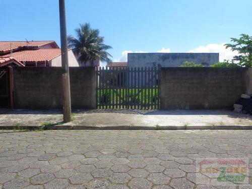 Terreno Para Venda Em Peruíbe, Parque Daville - 0902_2-467954