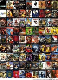 Juegos Ps2 Playstation 2 Todos Los Títulos (x 10 A Eleccion)
