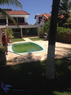 Casa Térrea Com 6 Quartos - Lf229-v