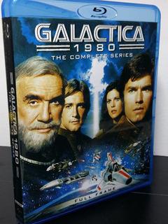 Blu Ray Battlestar Galactica 1980 Serie Completa Dublada