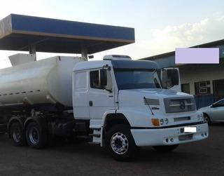 Mb 1634 Truck 6x2