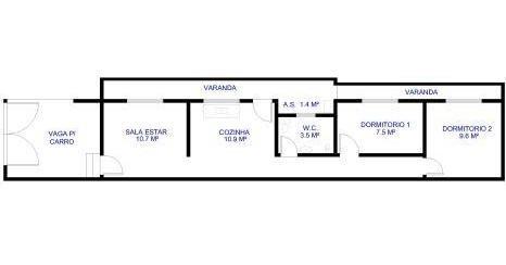 Casa Na Vila Brasileira - Loc915503