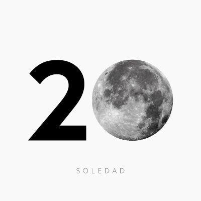 Cd + Dvd Soledad, 20 Años