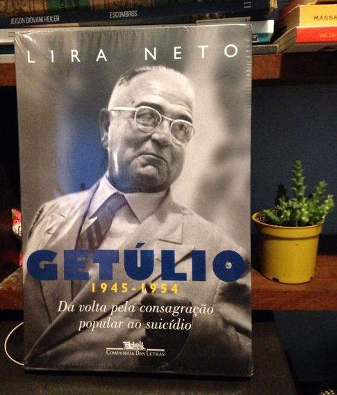 Getúlio - 1945-1954 (vol. 3)