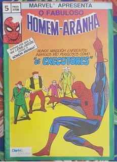 Marvel Apresenta: O Fabuloso Homem - Aranha, Nº 5