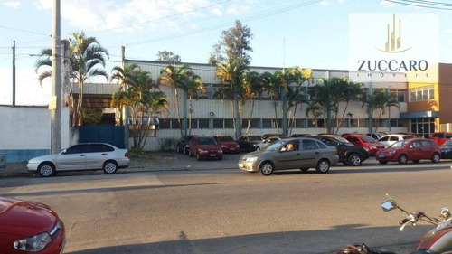 Galpão Industrial Para Locação, Parque Industrial Do Jardim São Geraldo, Guarulhos. - Ga1482