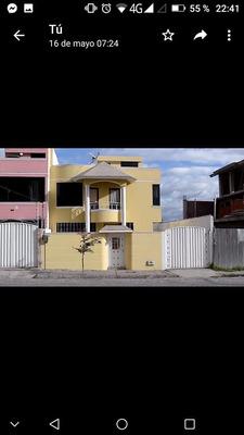 Casa De Dos Pisos Mas Terraza