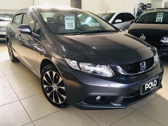 Honda Civic 2.0 Lxr Sedan 16v