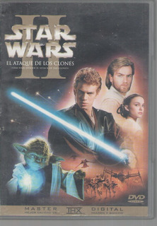 Star Wars - Episode Ii: Attack Of The Clones X 2dvd Nacional