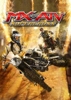 Mx Vs. Atv Supercross Encore Steam Key Global