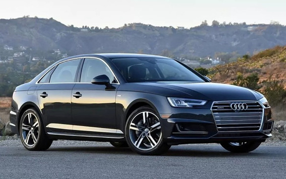 Audi A4 2.0 Tfsi 190hp Stronic Front