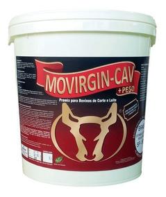 Movirgin Cav 50kg Premix Virginiamicina Suplementos Agrocave