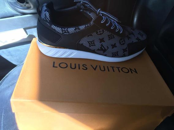 Louis Vuitton Sneakers Talla 27.5