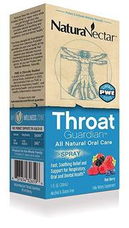 Naturanectar Garganta Guardian - Bee Berry, Delicious Propol