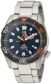 Relógio Orient M-force Bravo Diving Sel0a002d0
