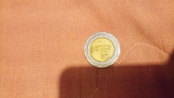 Monedas Nuevos Pesos $1 Año 1992-1995 $2 Año 1994 Y $5 1993