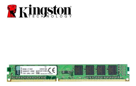 Memória Ram Ddr 3 8gb Kingston Open Box (sem Caixa)