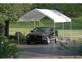 Carpa Garage 20x10pies