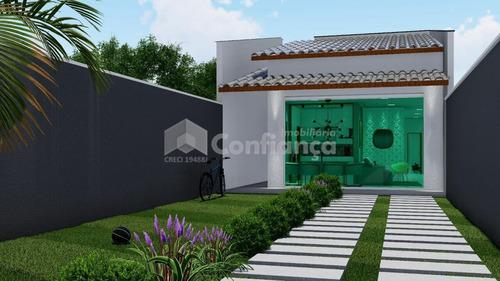 Imagem 1 de 13 de Casa À Venda No Bairro Camurupim - Caucaia/ce - 521