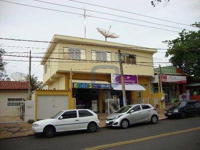 Casa Comercial E Residencial Para Locação, Jardim Flamboyant, Campinas. - Ca0272