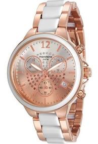 Relógio Mondaine Feminino Analógico Rose 76688lpmvre2
