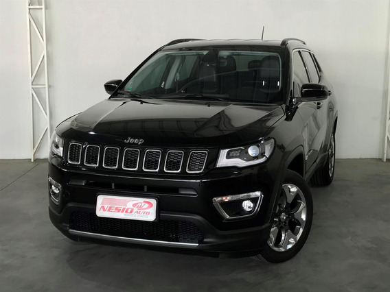 Jeep Compass 2.0 Limited At 2018