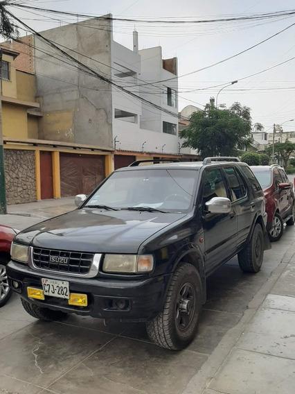 Camioneta Isuzu