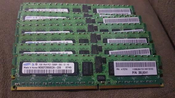 Memoria Servidor 1gb Ddr2 5300p Samsung