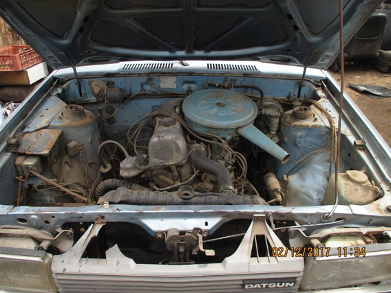 Datsun Bluebird 1983 En Desarme