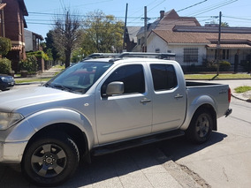 Nissan Frontier 2.5 4wd Attack 5at May13 2014