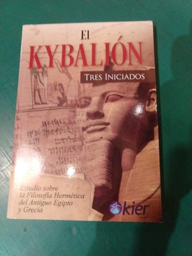 Imagen 1 de 1 de El Kybalion Tres Iniciados