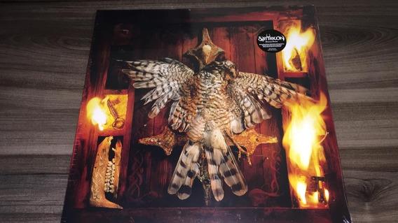 Lp Vinil Satyricon - Nemesis Divina - Importado Europa