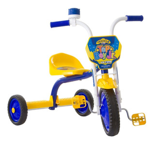Triciclo Velotrol Infantil Ultra Bikes Top Boy Jr