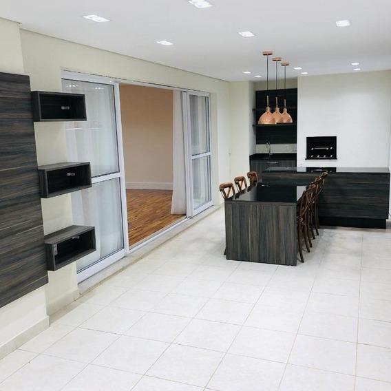 Apartamento Com 4 Dormitórios À Venda, 242 M² - Jardim Nova Petrópolis - São Bernardo Do Campo/sp - Ap61467