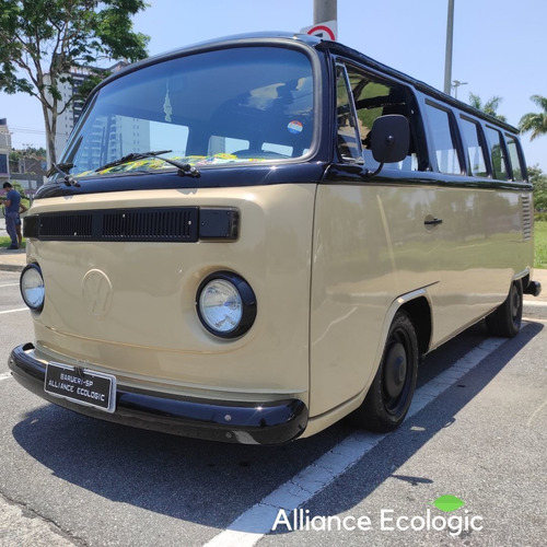 Imagem 1 de 9 de Volkswagen Kombi Clipper 89