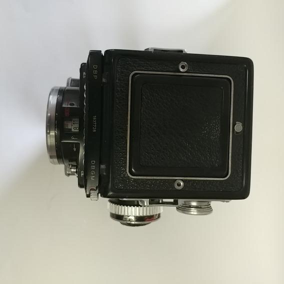 Câmeras Fotográficas Colecionáveis: Rolleiflex 2.8e