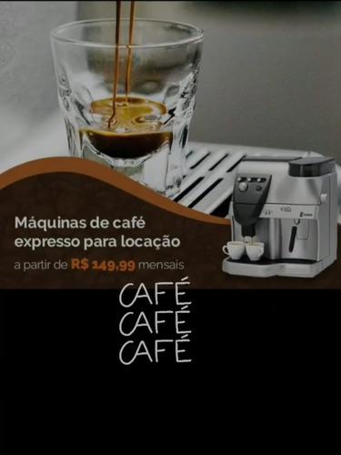 Imagem 1 de 3 de Locação E Manutenção De Máquinas De Café Expresso