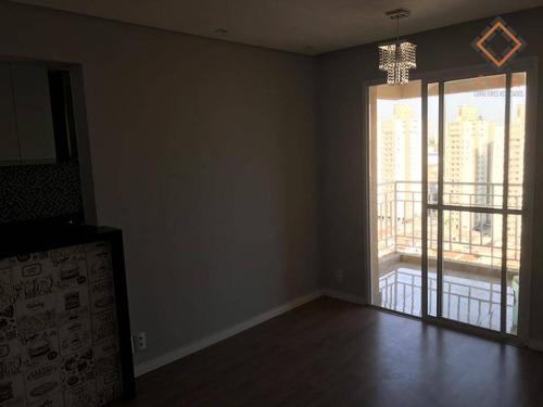 Apartamento Com 2 Dormitórios À Venda, 51 M² Por R$ 371.000,00 - Butantã - São Paulo/sp - Ap44288