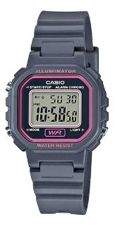 Relógio De Pulso Casio La-20wh-8adf-sc