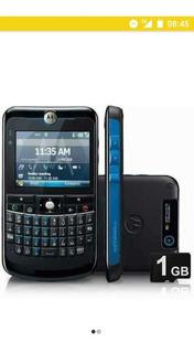 Motorola Q11 Novo Com Manuais, Cd, Cartão De Memória Etc