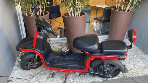 Imagem 1 de 14 de Moto Elétrica