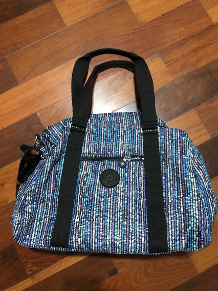 Bolsa Kipling Itska Falling Folliage - Original