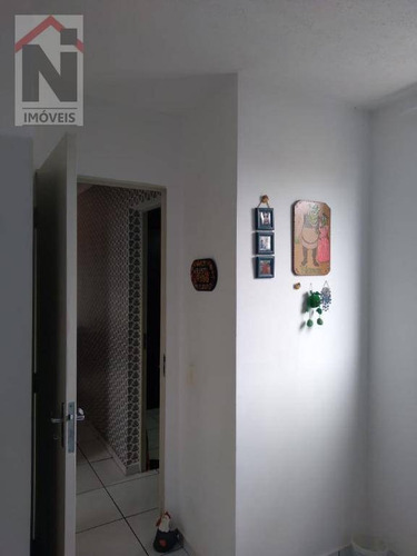 Apartamento Com 2 Dormitórios À Venda, 45 M² Por R$ 165.000,00 - Vila Urupês - Suzano/sp - Ap0062
