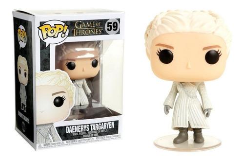 Funko Pop Daenerys #59 Games Of Thrones Regalosleon