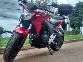 Cb500f 2013 Vermelha
