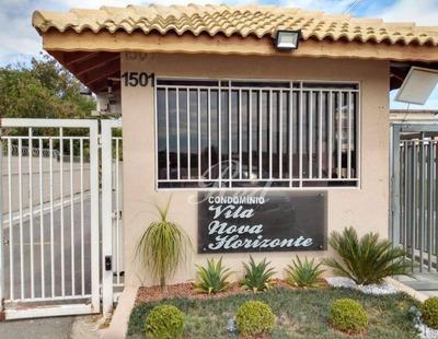 Sobrado Com 2 Dormitórios À Venda, 58 M² Por R$ 300.000 - Jardim Imperador - Suzano/sp - So0572